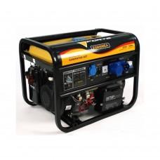Генератор бензиновый (однофазный) Forte - FG6500EA (5кВт, +авто)