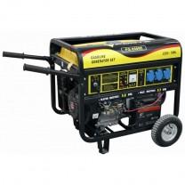 Генератор бензиновый (однофазный) Forte - FG6500E (5кВт)