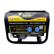 Генератор бензиновый (однофазный) Forte - FG3800 (3кВт)