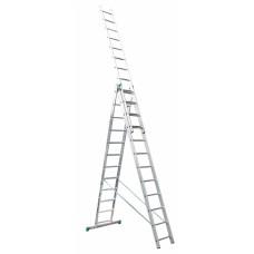 Лестница универсальная(3 части) Itoss 7612 (3х12)