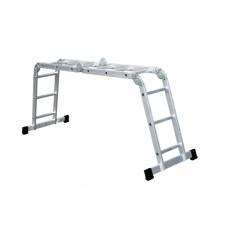 Лестница шарнирная Forte FE4*3 (3х4)