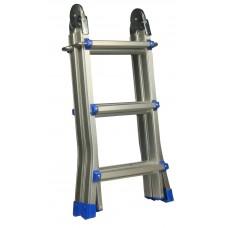 Лестница шарнирная Кентавр 4х4м