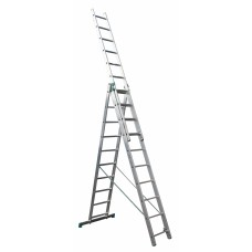 Лестница универсальная(3 части) Itoss 7610 (3х10)