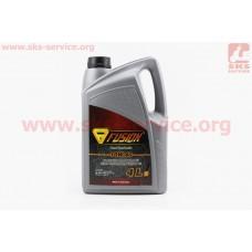 10W-40 масло полусинтетическое, для бензиновых и дизельных двигателей, 4л (производство Германия)