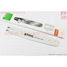 """Шина 14""""-1,3mm 3/8"""" 50зв L=39см, в упаковке, производство Китай"""