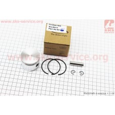 Поршень, палец, кольцо, к-кт 45мм (палец 10мм) OLEO MAC 952