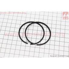 Кольца поршневые к-кт 2шт 55х2мм УРАЛ, ПОЛЬША