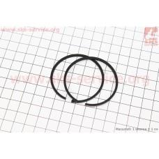 Кольца поршневые к-кт 2шт 50х2мм ТАЙГА, ПОЛЬША