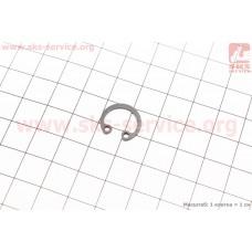 Кольцо стопорное поршневого пальца Ø14мм