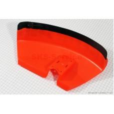Защита ножа пластмассовая с резинкой (лопух), от 20шт - 10%